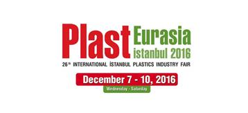 We attended Plas Euroasia between 7-10 December 2016